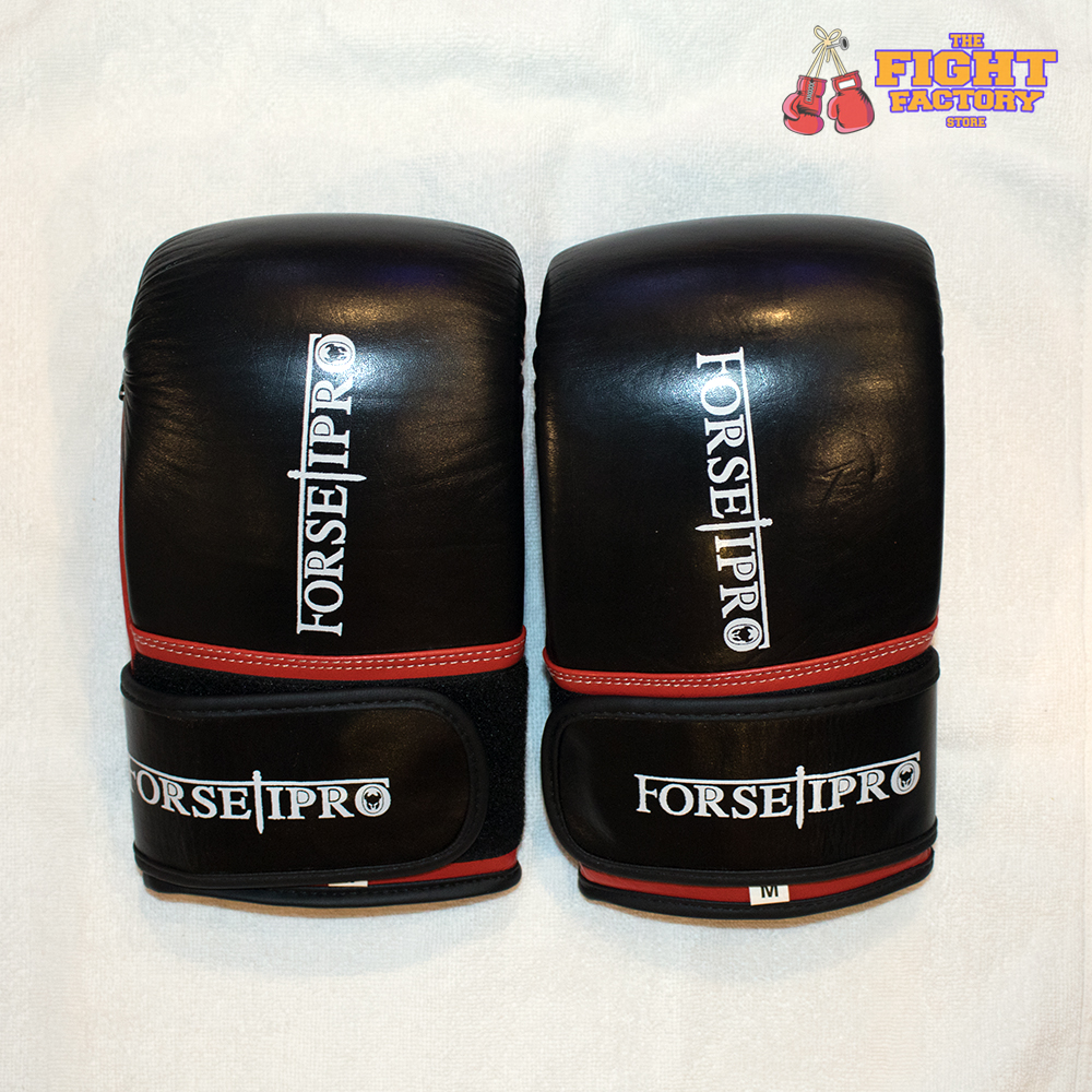 Forseti Pro Bag Gloves - Black