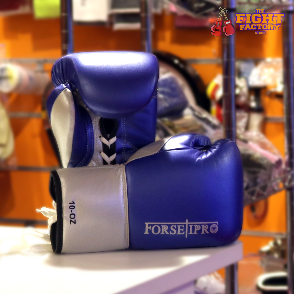 Forseti Pro Boxing Gloves - Laced