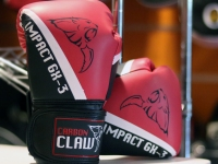 Carbon Claw Boxing Gloves - Impact GX 3