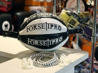 Forseti Pro Floor to Ceiling Ball - Black/White
