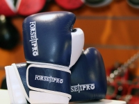 Forseti Pro Boxing Gloves - Cross Closer Leather