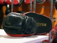 Forseti Pro Counter Coach Mitts - Full Leather