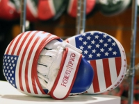 Forseti Pro Focus Mitts - Flag Edition