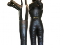 Grappling Dummy legs open 2