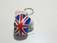 Forseti Pro Key Chain - Mini Gloves - United Kingdom