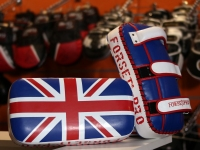 Forseti Pro Thai Pads - Flag Edition