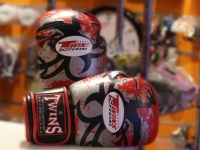 Twins Muay Thai Gloves - Tribal