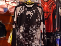 Venum Rash Guard L/S - Venum Pattern