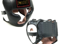 Muay Thai / Kick Boxing Full Face Headguard